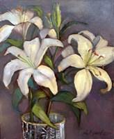 Lilies Fine-Art Print