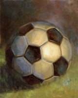 Soccer Ball Fine-Art Print