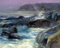 Gull Cove, Monhegan Island, Maine Fine-Art Print