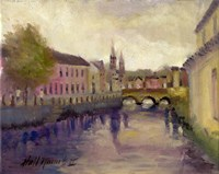 Brandon River, Cork, Ireland Fine-Art Print