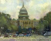 U.S. Capitol Fine-Art Print