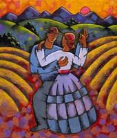 Harvest Waltz Fine-Art Print