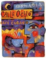 Cafe Cubano Fine-Art Print