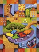 San Antonio Fine-Art Print