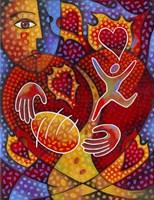Hearts on Fire Fine-Art Print