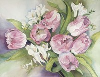Tulips In Spring Fine-Art Print