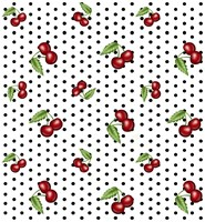 Cherry Fabric 4 Fine-Art Print