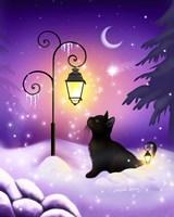 Winter Twilight Fine-Art Print