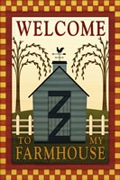 Welcome to my Farmhouse Fine-Art Print