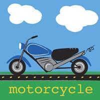 Motorcycle Fine-Art Print