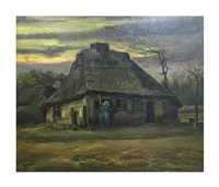 The Cottage Fine-Art Print