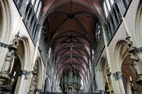 Onze Lieve Vrouwekerk, Bruges, Belgium Fine-Art Print