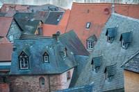Rooftops in Miltenberg, Germany Fine-Art Print