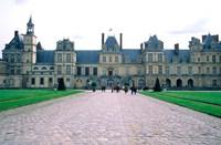 Fontainebleau Palace, France Fine-Art Print