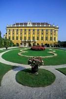Schonbrunn Palace, Vienna, Austria Fine-Art Print