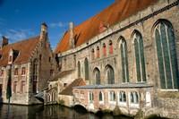 Historic Brugge, Belgium Fine-Art Print