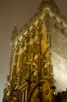 Powder Tower in Prague, Czech Republic Fine-Art Print