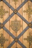 Architectural Details of Prague Fine-Art Print