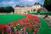 Luxembourg Palace in Paris, France Fine-Art Print