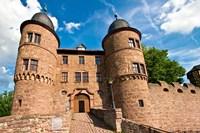 Wertheim Castle, Wertheim, Germany Fine-Art Print
