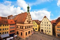 Market Square, Bavaria, Germany Fine-Art Print