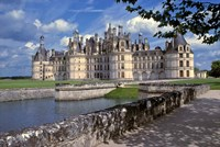 France, Chateau Chambord, Loire Valley Fine-Art Print