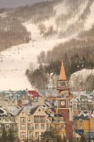Mont Tremblant Ski Village Fine-Art Print