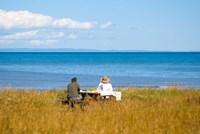 New Brunswick, Acadia, Miscou Island romance Fine-Art Print