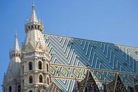 St Stephen's Cathedral, Vienna, Austria Fine-Art Print
