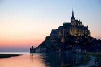 Mont Saint Michel, Basse-Normandie, France Fine-Art Print