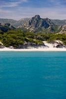 France Corsica Saleccio Beach Fine-Art Print