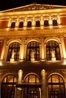 Vienna Music Hall, Philharmonic Orchestra Fine-Art Print