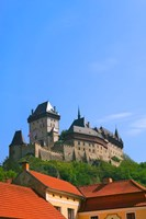 Karlstejn Castle, Czech Republic Fine-Art Print