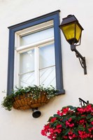 Old Town Window Fine-Art Print