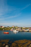 Peggy's Cove Fishing Village Fine-Art Print