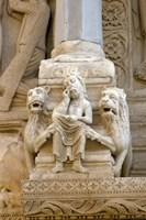 Eglise St-Trophime, Arles, Provence, France Fine-Art Print
