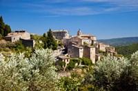 Medieval Town of Gordes, Provence, France Fine-Art Print