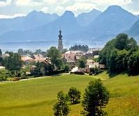 Lake St Wolfgang, Austria Fine-Art Print