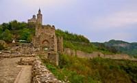 Tzarevetz Fortress, Bulgaria Fine-Art Print