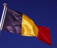 Belgian Flag Fine-Art Print