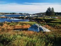 Nova Scotia Coastline Fine-Art Print