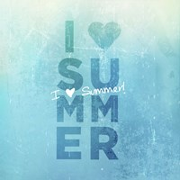 I Heart Summer Fine-Art Print