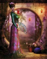 Asian Inspiration Fine-Art Print
