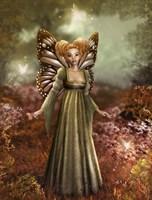 Fairies Grove Fine-Art Print