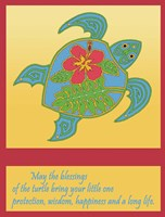 Turtle Print Fine-Art Print