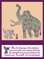 Elephant Print Fine-Art Print