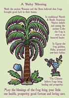 Frogs Card V Fine-Art Print
