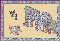 Elephant Right Page Fine-Art Print