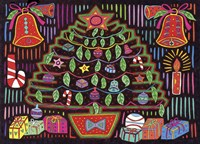 Mola X Tree Fine-Art Print