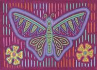 Butterfly Purple Fine-Art Print